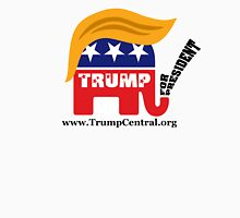 Donald Trump For President GOP Elephant Hair ©TrumpCentral.org Unisex T-Shirt