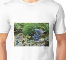 Serenity At The Pond  Unisex T-Shirt