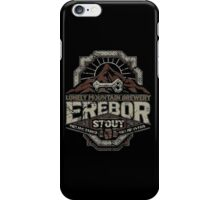 Lonely Mountain Brewery iPhone Case/Skin