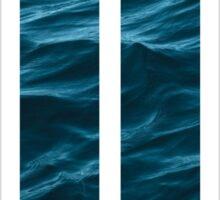 """The Letter """"T"""" Ocean Sticker"""