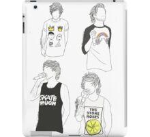 Fashion Louis iPad Case/Skin