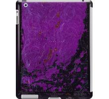New York NY Putnam Mountain 135994 1966 24000 Inverted iPad Case/Skin