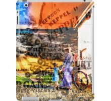 A Pocket Full of Time and Space iPad Case/Skin
