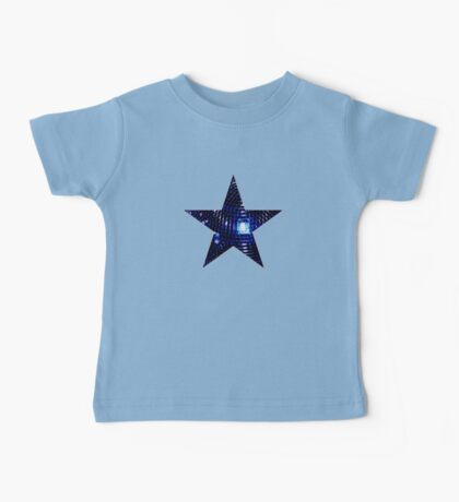 Disco Star Baby Tee