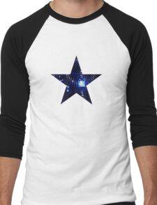 Disco Star Men's Baseball ¾ T-Shirt