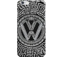 Aztec Wagon iPhone Case/Skin
