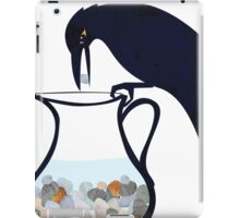 The Crow and the Pitcher iPad Case/Skin