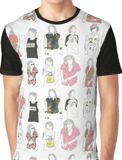 Larry Fashion Graphic T-Shirt