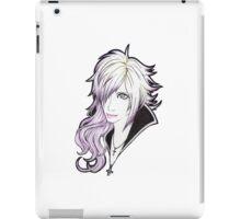 Raven MiA iPad Case/Skin