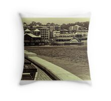 South Perth Throw Pillow