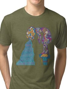 Foster The People 2 Tri-blend T-Shirt