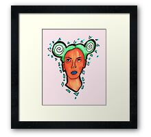 Woman #3 Framed Print