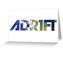 adr1ft Greeting Card
