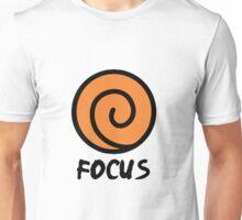 Focus Spiral Color Unisex T-Shirt