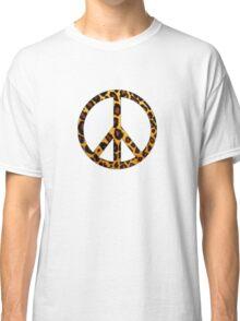 Peace Pussycat  Classic T-Shirt