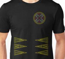 Logan Tribal Suit Shirt Unisex T-Shirt