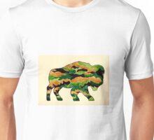 Buffalo Camo Unisex T-Shirt