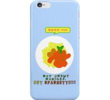 spaghetti.reply1988.ep2 iPhone Case/Skin