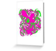 Ocular Trip Greeting Card