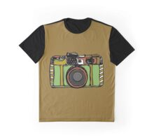 Vintage film camera big Graphic T-Shirt