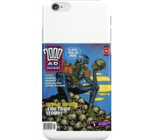 2000 AD iPhone Case/Skin