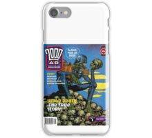 2000 AD iPhone Case/Skin