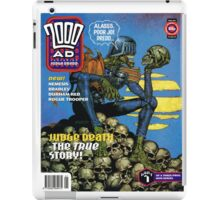 2000 AD iPad Case/Skin