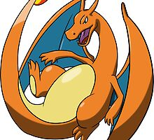 Charizard by CRANTIME