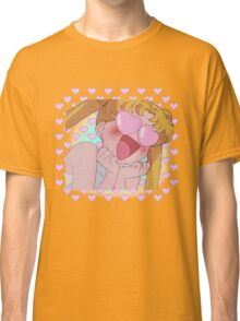 Sailor Moon in Love Classic T-Shirt