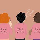 Pink Ladies by jusnine
