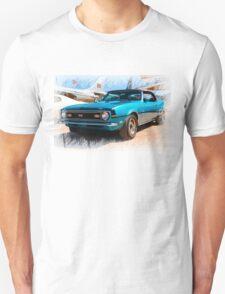 Classic Chevy Camaro Convertible T-Shirt