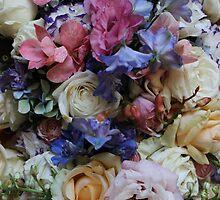 Flower Arrangement 3 by Lucy Lier
