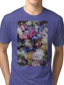Flower Arrangement 3 Tri-blend T-Shirt