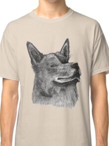 Blue Heeler Cattle Dog   Classic T-Shirt