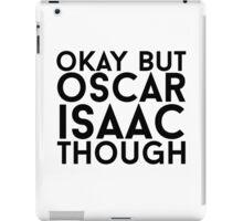 Oscar Isaac iPad Case/Skin
