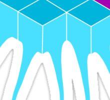 Tetris Melt 2 Sticker