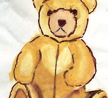 Teddy Bear by RobynLee