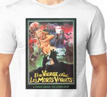VIRGINAMONGTHELIVINGDEAD Unisex T-Shirt