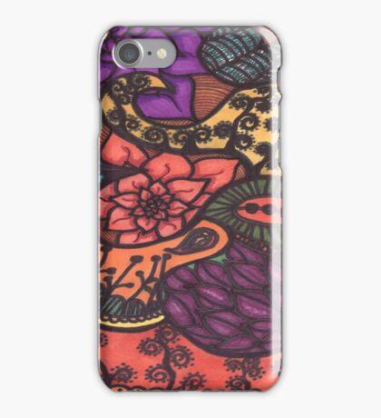 Seductive Enchantment of Springlandia iPhone Case/Skin