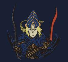 Knights of Gwyn - Lord's Blade Ciaran by BebopSamurai