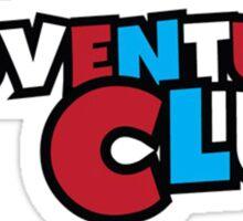 Adventure Club (Classic) Sticker