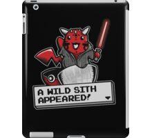 pokemon crossover star wars iPad Case/Skin