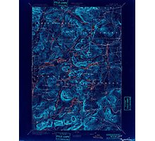 New York NY Paradox Lake 148185 1897 62500 Inverted Photographic Print
