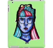 Woman #5 iPad Case/Skin