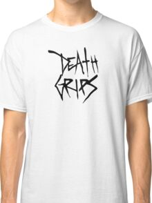 Death Grips (Black Logo) Classic T-Shirt