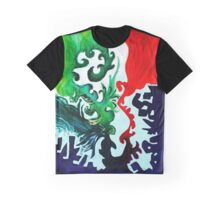 Swirl Graphic T-Shirt