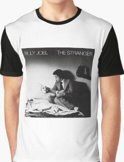Billy Joel- The Stranger Graphic T-Shirt