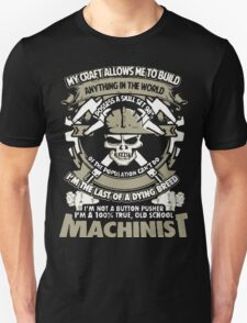 Limited Edition Machinist T-Shirt
