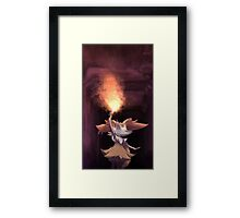 Tairenar | テールナー | Braixen Framed Print