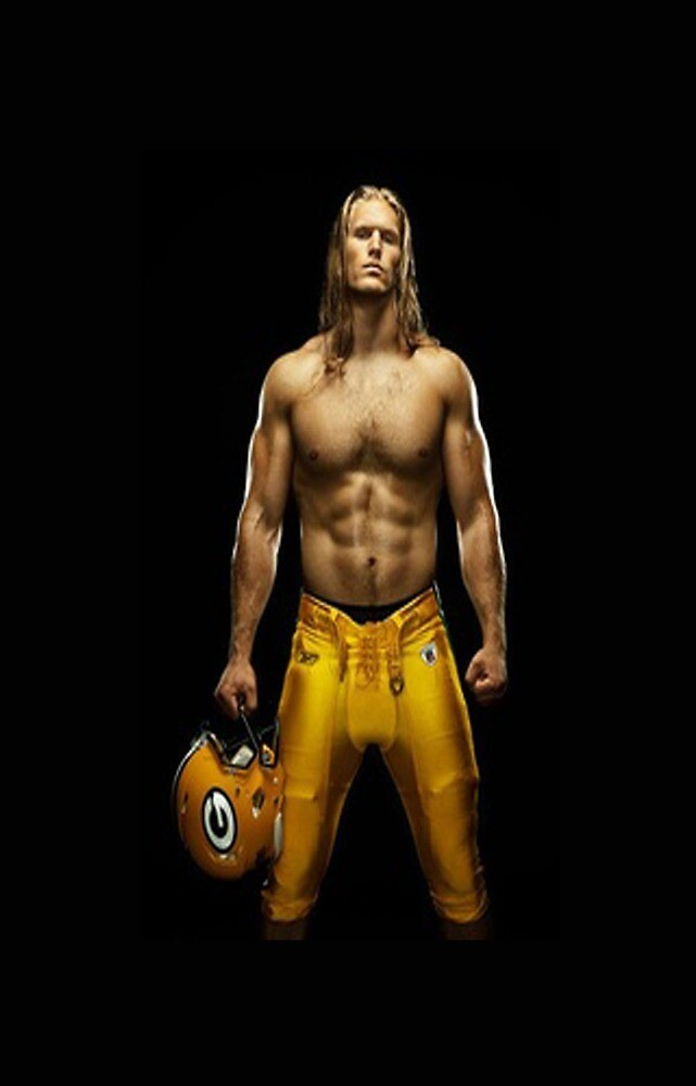 Green Bay Packers: Clay Matthews  by sullat04